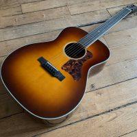 B-30 Blind Guitars, quand le luthier Virgile Pilon interprète le format OM
