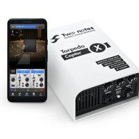 Captor X Two Notes Audio Engineering en Tournée Matos, feedback de Yoann