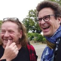 Pat O'May présente son stage de guitare, le Guit-Ar-Camp et ses projets pour l'avenir