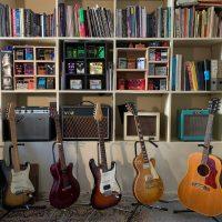 Listes d'artisans de la guitare : luthiers, fabricants d'amplis ou de pédales
