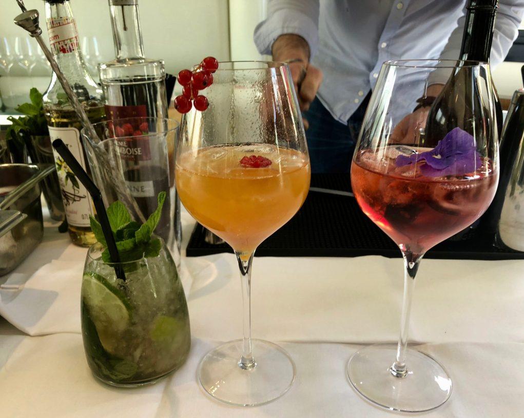 Le Ratafia de Champagne en version cocktails.