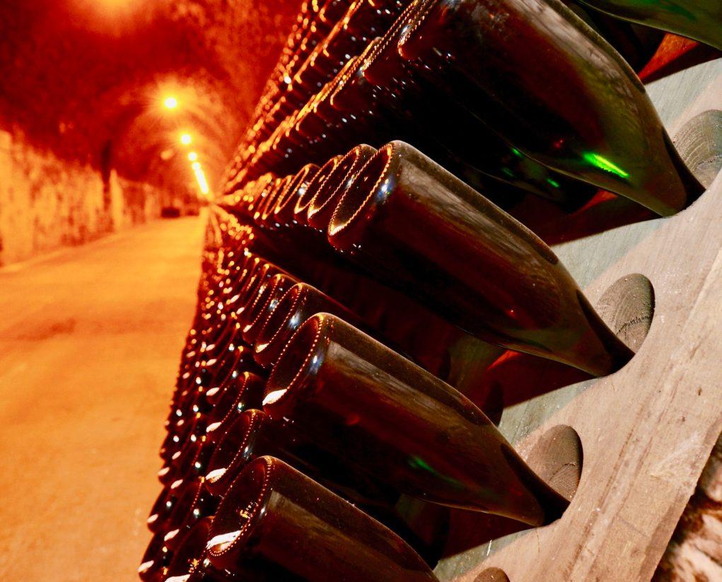 Pour les sept premiers mois, les expéditions tendent à se stabiliser (-0,3%) pour s'établir à 137,3 millions de bouteilles.
