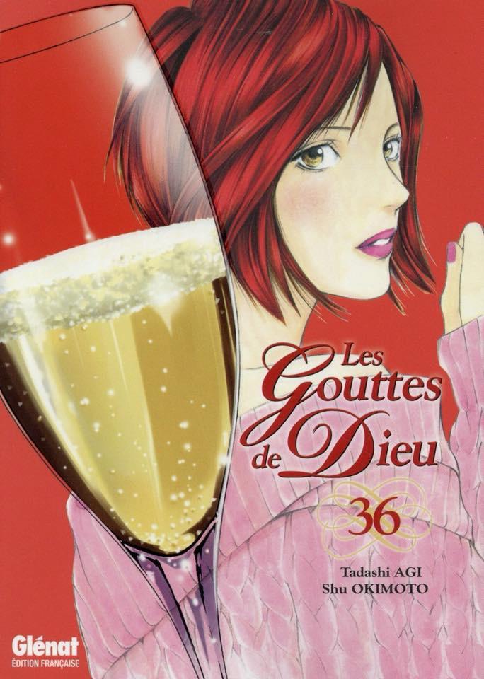 """Le vins et les mangas, """"Les gouttes de Dieu"""", deux univers si différents, et un succès planétaire."""