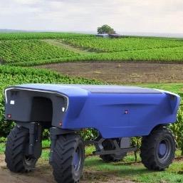 Les vignerons et les robots