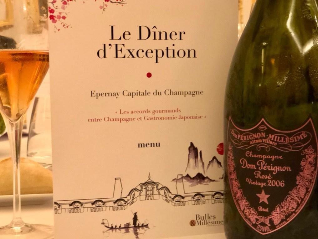 """Le """"Diner d'Exception"""" dans les salons de l'Hôtel de Ville d'Epernay."""