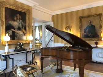 L'art de vivre à la française avec un esprit très 19 ème siècle