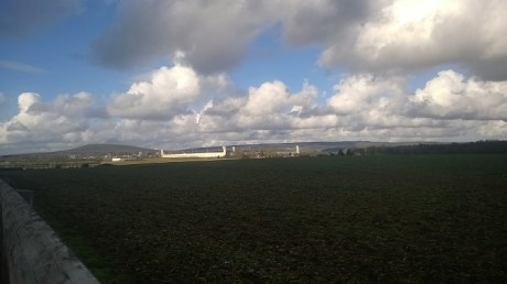 prison de Condé sur Sarthe