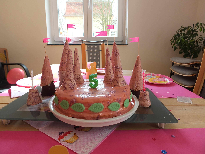 Kuchen Deko Prinzessin Muffins Im Waffelbecher Kindergluck Der