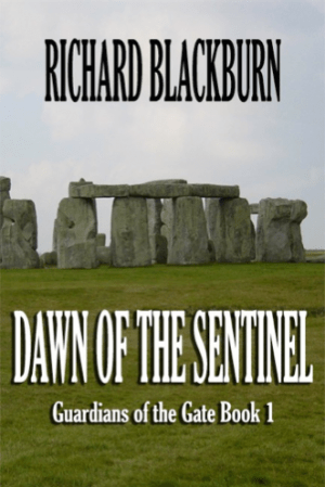 DAWN OF THE SENTINEL COVER