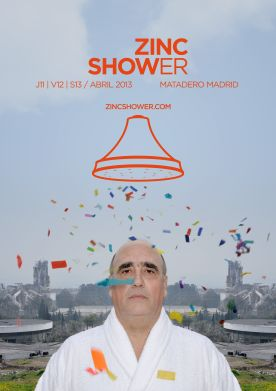 Cartel Zinc Shower