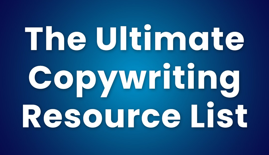 The Ultimate Resource List