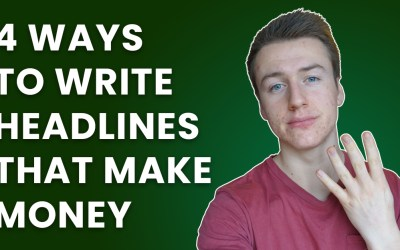 4 Ways To Write Headlines That Make Money