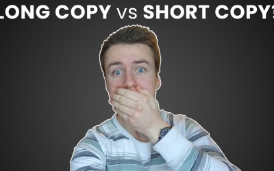 Long Copy Vs. Short Copy?