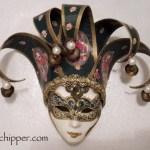 decorare le maschere veneziane lachipper.com