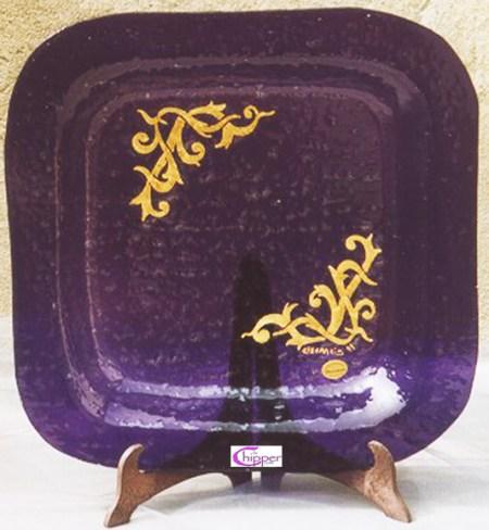 piatto centrotavola Murano su lachipper.com