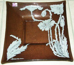 centrotavola vetro Murano su lachipper.com