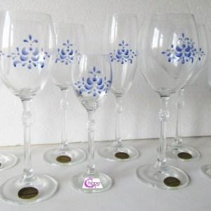 bicchieri cristallo decorato lachipper.com
