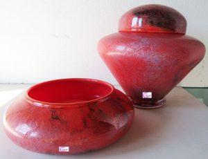v105-vaso-scatola-murano-aragosta-scandinava-particolare