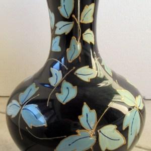 vaso anfora ceramica decorata www.lachipper.com
