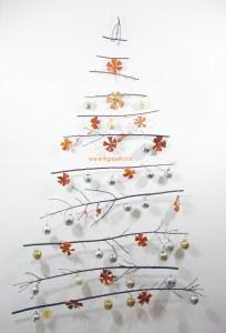 albero di natale faidate lachipper.com