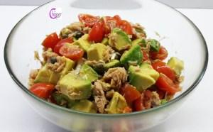 ricette di insalate su www.lachipper.com