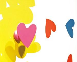 arredare con i cuori www.lachipper.com