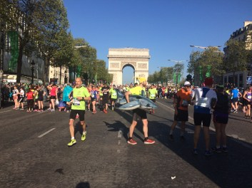 Marathon de Paris 2017