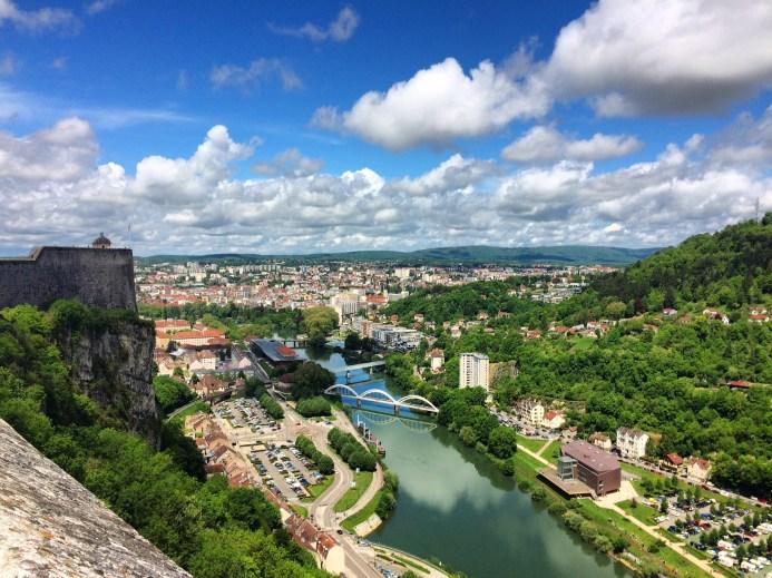 Trail des Forts Besançon