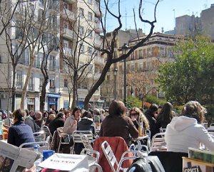 Plaza Olavide