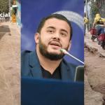 Romeo Rodríguez anuncia que equipo del MOP atendió la Colonia Alcine