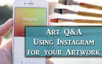 Tips for artists on Instagram