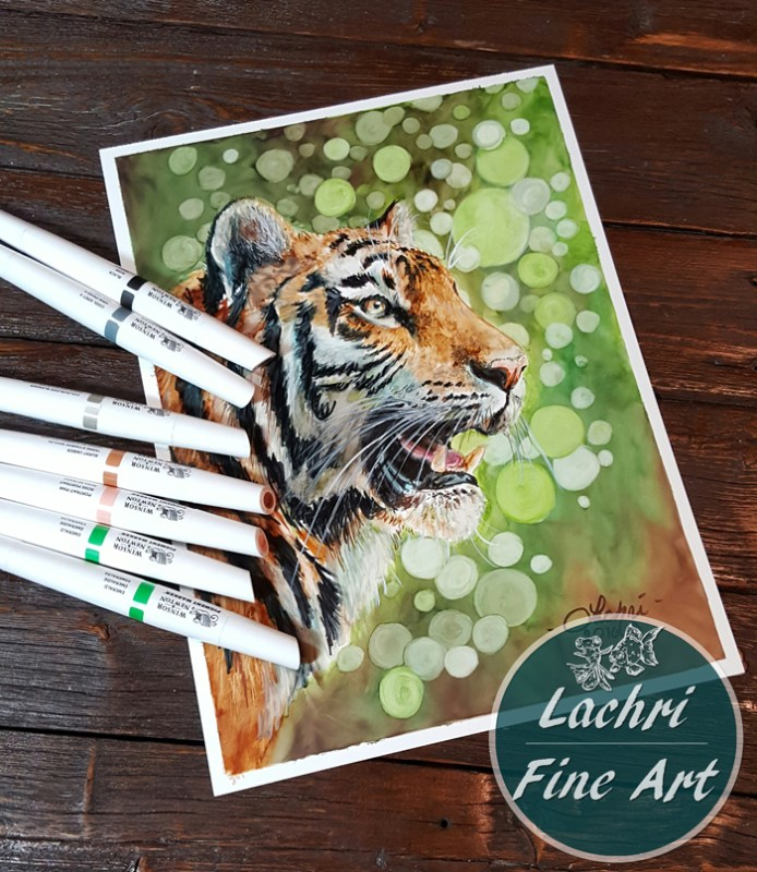 tiger-markers
