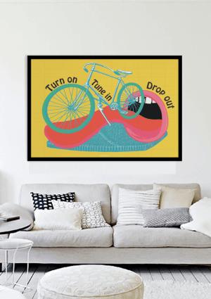 bici hofmann poster