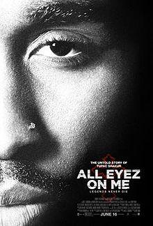 All eyez on me image film