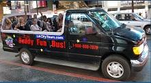 LA City Tours Open-Top Bus
