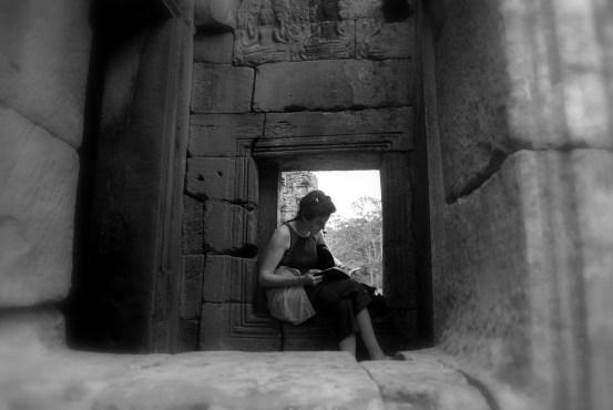 A donde nos llevan los libros...Cris Aznar