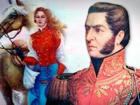El 1 de agosto de 1821 llega la noticia de la muerte de Ramírez a la villa de Concepción del Uruguay
