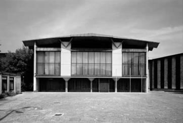 Ayuntamiento de Kranj, 1954-1969.
