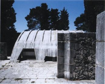 museo o cripta: exterior