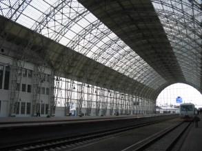 Estación Kiyevskiy, Moscú, 1912-1917