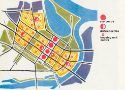 organización territorial de Nueva Belgrad