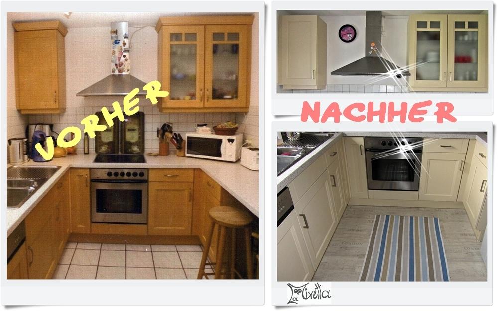 Alte Küche, Neuer Look ! La Civetta Creativo
