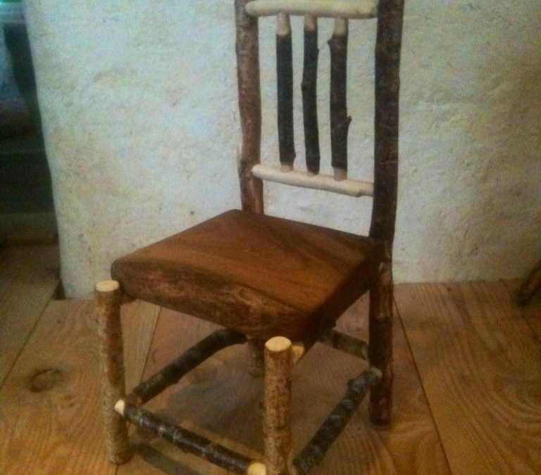 A chair for Lyra