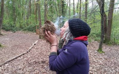 Adults introduction to Bushcraft July 9th