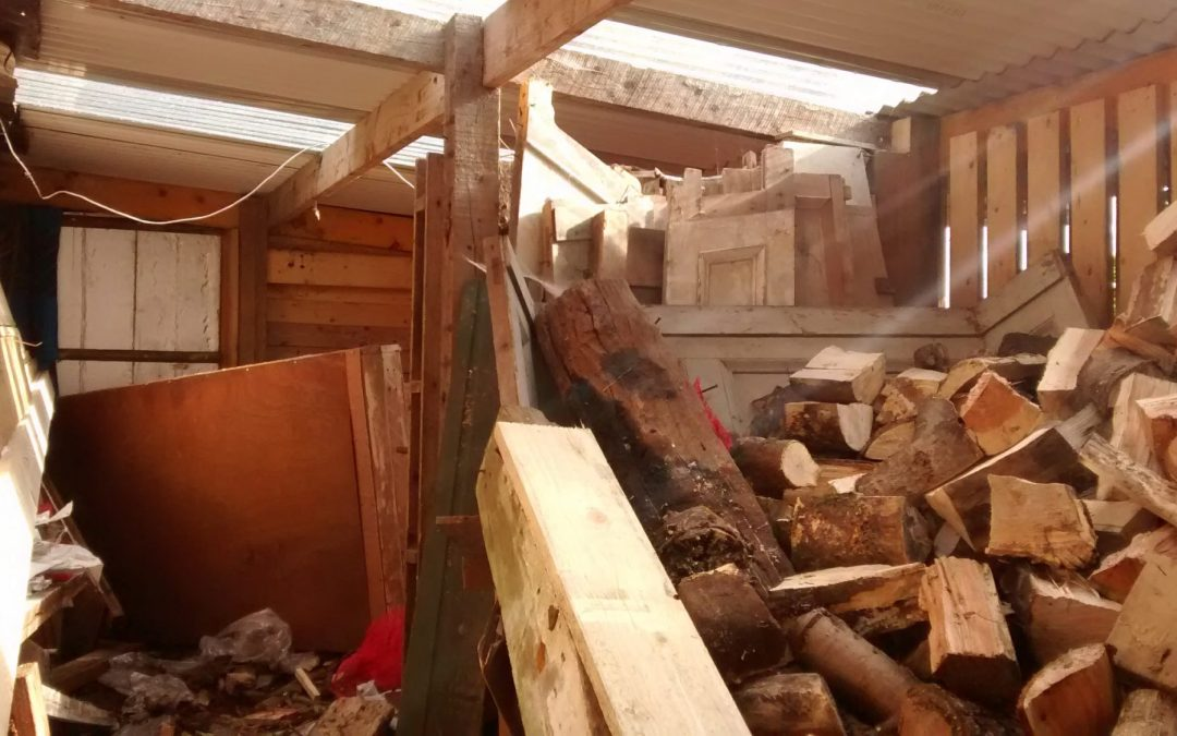 Better firewood storage