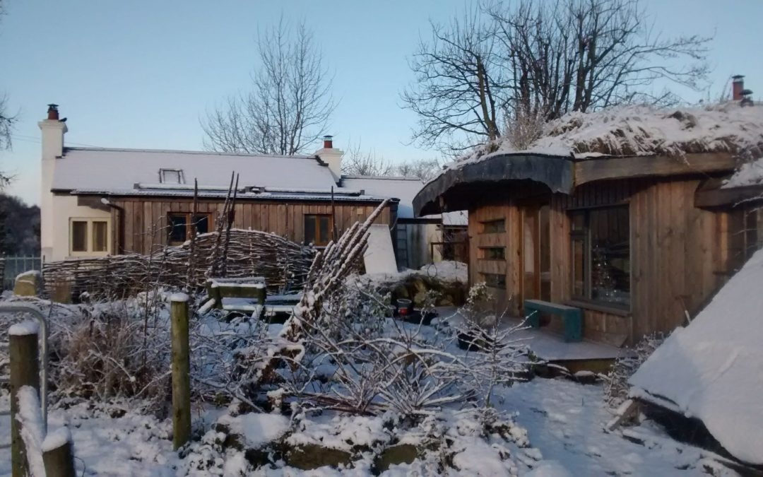 Weathering the storm off grid