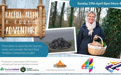 Filming Rachel Allen – A Cook's Adventure