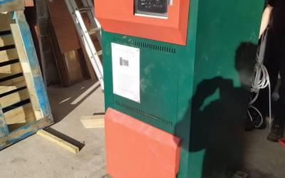 Wood pellet boiler adventures