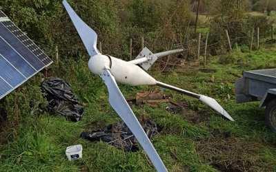 Wind turbine upgrade