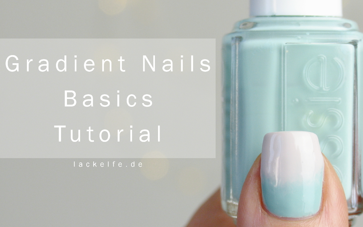 Gradient Nails Basics | Tutorial
